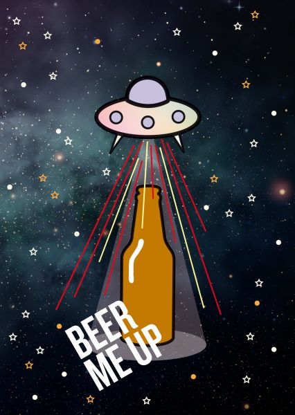 Craft »Beer me up«