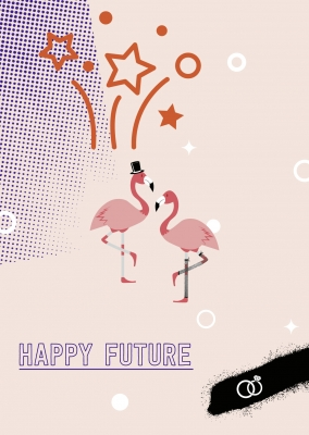 Celebration »Happy future«