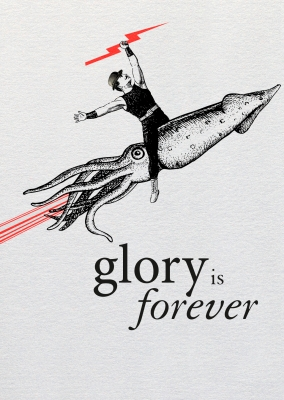 Dipster »Glory is forever«