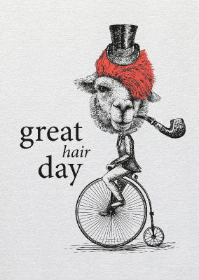 Dipster »Great hair day«