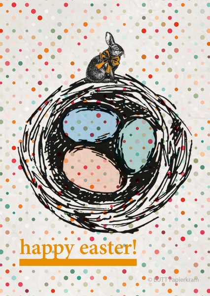 Celebration »happy easter«